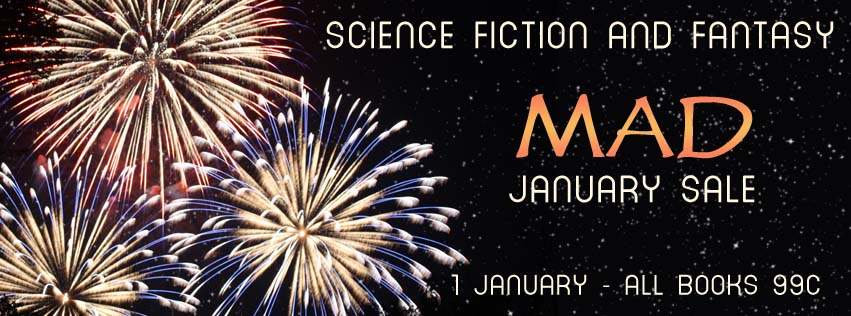 Science Fiction & Fantasy MAD January Sale