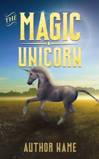 Unicorn book cover