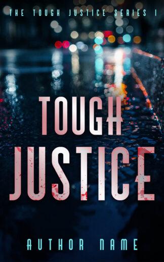 Crime ebook cover