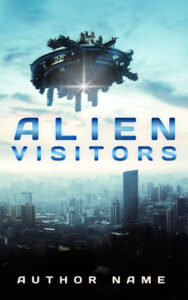 Alien Visitors ebook cover