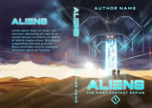 Aliens book cover