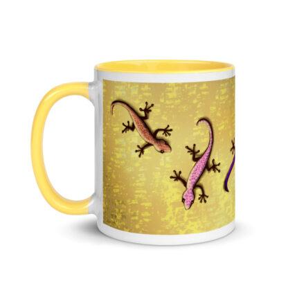 geckoes mug