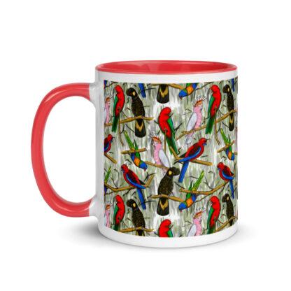 Australian Parrots Mug