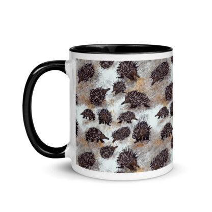 Echidnas mug