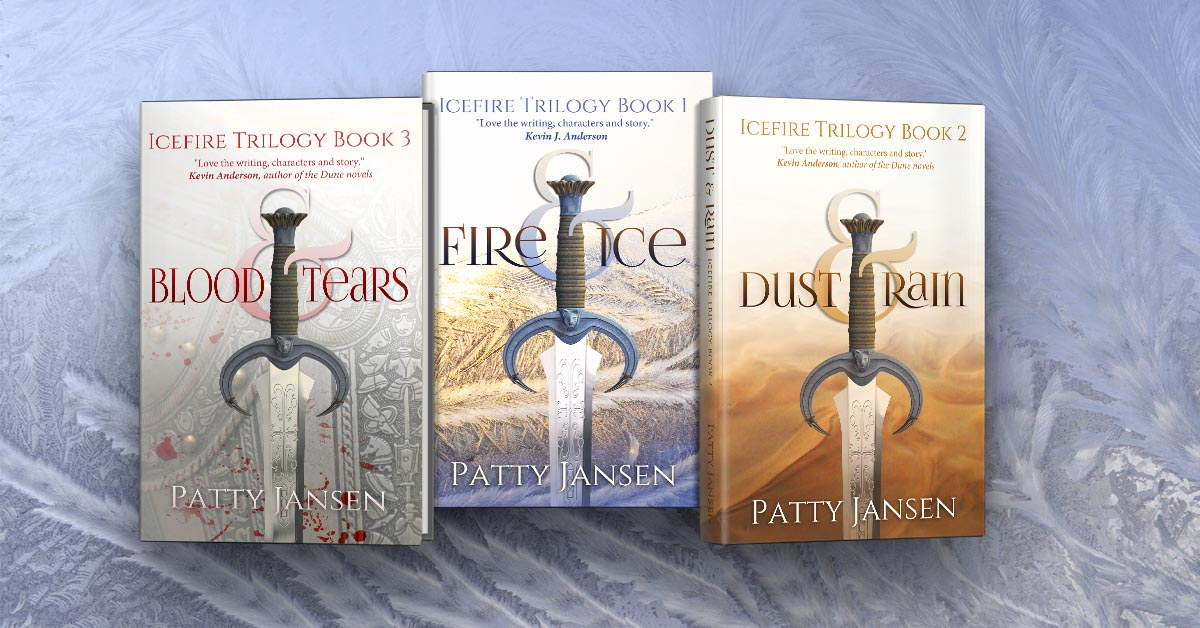 Icefire Trilogy