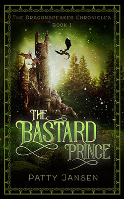 The Bastard Prince by Patty Jansen