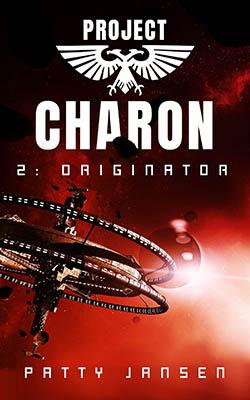 Project Charon 2: Originator by Patty Jansen