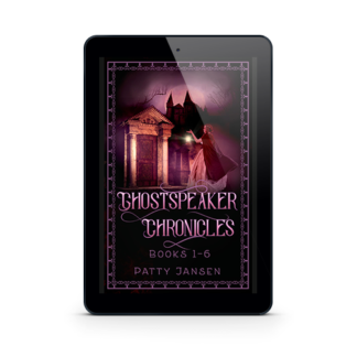 Ghostspeaker Chronicles by Patty Jansen