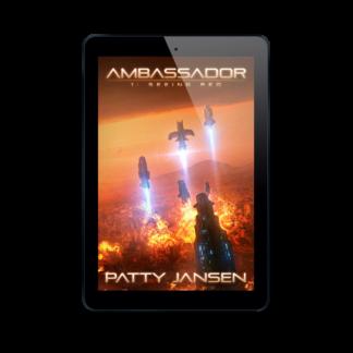 Ambassador 1: Seeing Red by Patty Jansen