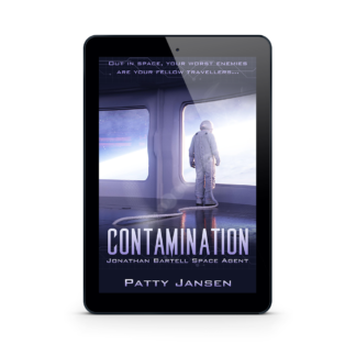 Contamination Space Agent Jonathan Bartell