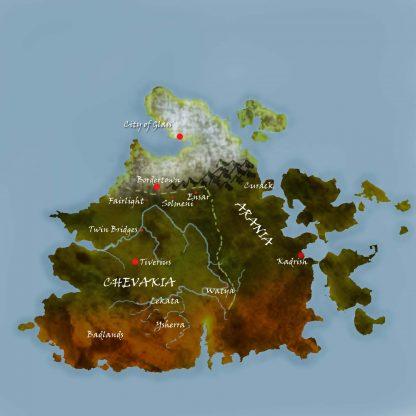 map icefire world