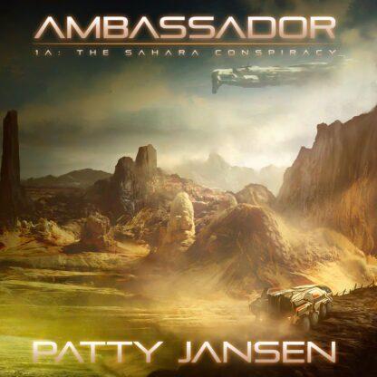 Ambassador 1A: The Sahara Conspiracy Audio