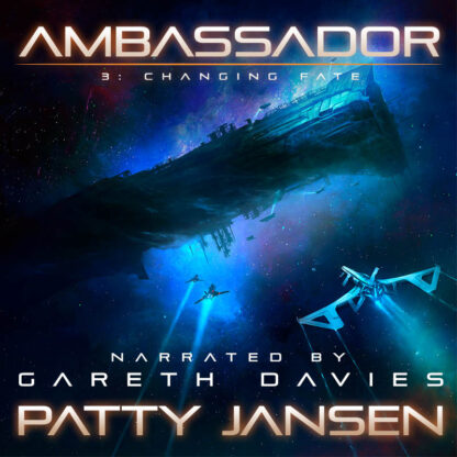 Ambassador 3: Changing Fate Audio