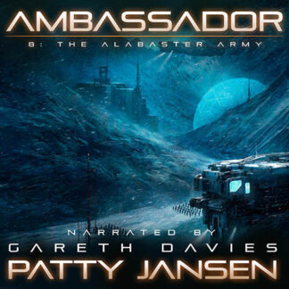 Ambassador 8: The Alabaster Army audio