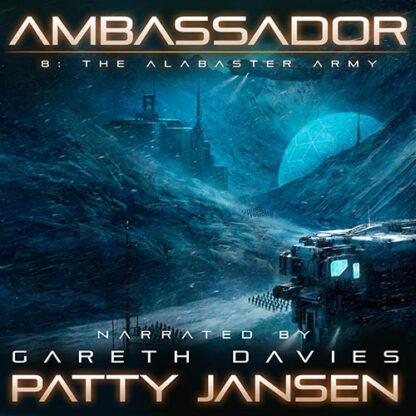 Ambassador 8: The Alabaster Army audio