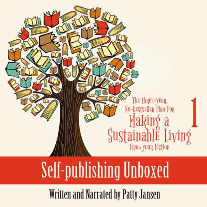 Self-publishing Unboxed Audio