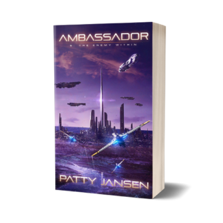 Ambassador 6: The Enemy Within Print