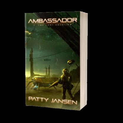 Ambassador 7: The Last Frontier Print
