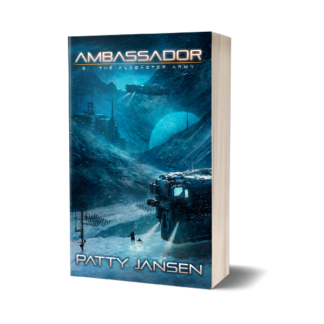 Ambassador 8: The Alabaster Army Print