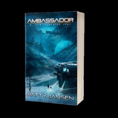 Ambassador 8: The Alabaster Army Print