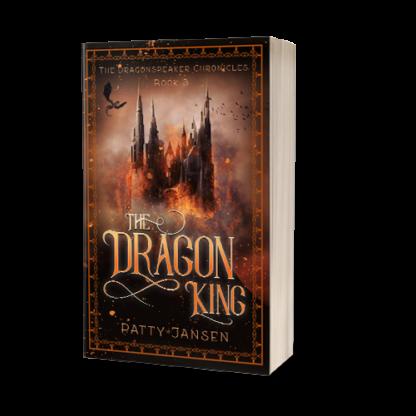 The Dragon King Print
