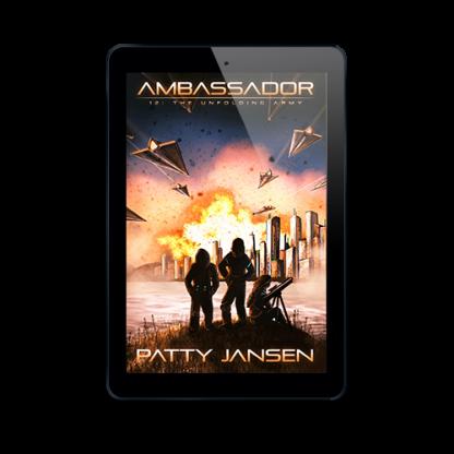 Ambassador 12: The Unfolding Army