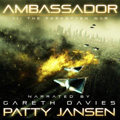 Ambassador 11: The Forgotten War Audio