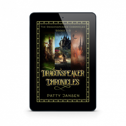 Dragonspeaker Chronicles ebook
