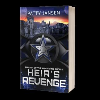 Heir's Revenge Print