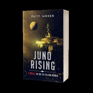 Juno Rising Print