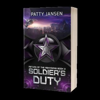 Soldier's Duty Print