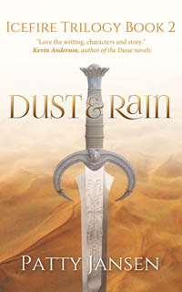 Dust & Rain part 2 of the Icefire Trilogy