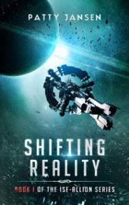 Shifting Reality by Patty Jansen