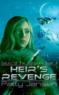 Return of the Aghyrians series Heir's Revenge