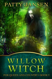 For Queen And Country 2. Willow Witch