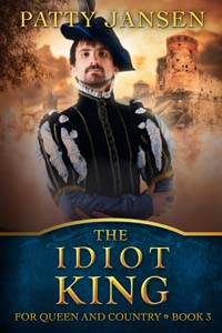 For Queen And Country 3. The Idiot King