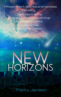 New Horizons by Patty Jansen