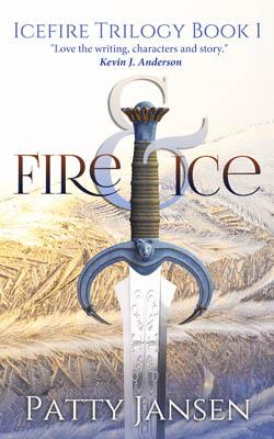 Fire & Ice by Patty Jansen
