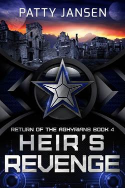 Heir's Revenge by Patty Jansen
